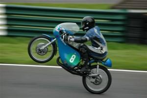 Suzuki T20 Whelie